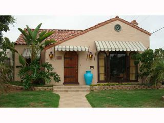 Photo 1: NORTH PARK House for sale : 4 bedrooms : 3448 Pershing in San Diego