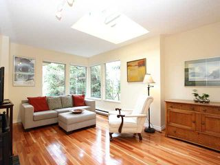 Photo 4: 3024 W 3RD Avenue in Vancouver: Kitsilano Townhouse for sale (Vancouver West)  : MLS®# V867137