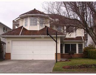 """Main Photo: 12440 PHOENIX Drive in Richmond: Steveston South House for sale in """"WESTWATER"""" : MLS®# V752127"""