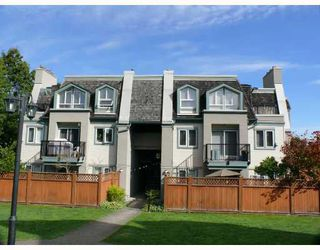 Photo 1: 52 206 LAVAL Street in Coquitlam: Maillardville Townhouse for sale : MLS®# V777385