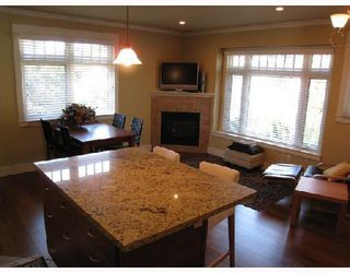 "Photo 4: 2011 W 13TH Avenue in Vancouver: Kitsilano Townhouse for sale in ""THE MAPLES"" (Vancouver West)  : MLS®# V779482"