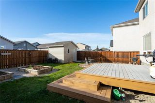 Photo 19: 187 Nordstrom Drive in Winnipeg: Island Lakes Residential for sale (2J)  : MLS®# 1929463