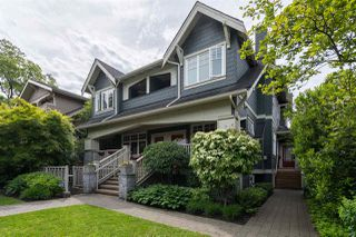 Main Photo: 2518 W 8TH Avenue in Vancouver: Kitsilano Townhouse for sale (Vancouver West)  : MLS®# R2460388