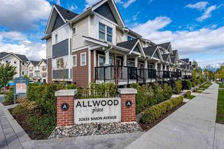 Photo 2: 34 32633 SIMON Avenue in Abbotsford: Abbotsford West Townhouse for sale : MLS®# R2474222