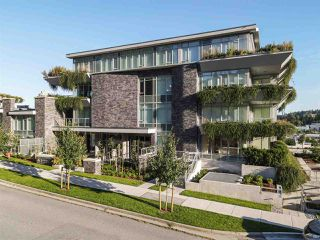 "Photo 1: 601 788 ARTHUR ERICKSON Place in West Vancouver: Park Royal Condo for sale in ""Evelyn by Onni"" : MLS®# R2475467"