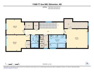 Photo 48: 11608 77 Avenue in Edmonton: Zone 15 House for sale : MLS®# E4207818