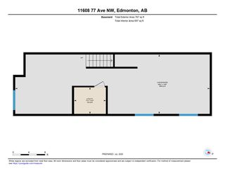 Photo 49: 11608 77 Avenue in Edmonton: Zone 15 House for sale : MLS®# E4207818