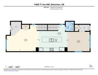 Photo 50: 11608 77 Avenue in Edmonton: Zone 15 House for sale : MLS®# E4207818