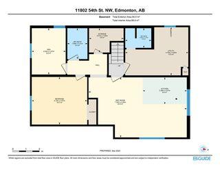 Photo 39: 11802 54 Street in Edmonton: Zone 06 House for sale : MLS®# E4213840