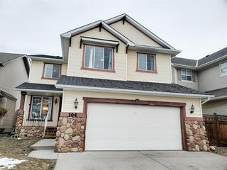Photo 1: 104 Cougar Ridge Drive SW in Calgary: Cougar Ridge Detached for sale : MLS®# A1050909
