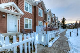 Main Photo: 306 Toscana Gardens NW in Calgary: Tuscany Row/Townhouse for sale : MLS®# A1058274