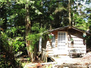 Photo 2: 1550 ADAMS Road: Bowen Island Land for sale : MLS®# V806312