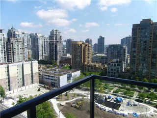 "Photo 8: 1403 1199 SEYMOUR Street in Vancouver: Downtown VW Condo for sale in ""Brava"" (Vancouver West)  : MLS®# V829385"