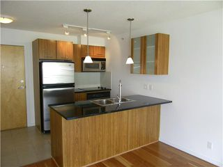 "Photo 2: 1403 1199 SEYMOUR Street in Vancouver: Downtown VW Condo for sale in ""Brava"" (Vancouver West)  : MLS®# V829385"