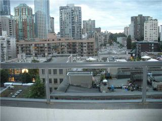 Photo 8: 908 1060 ALBERNI Street in Vancouver: West End VW Condo for sale (Vancouver West)  : MLS®# V839938