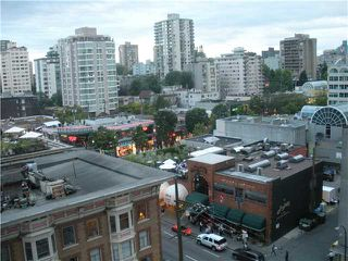 Photo 7: 908 1060 ALBERNI Street in Vancouver: West End VW Condo for sale (Vancouver West)  : MLS®# V839938