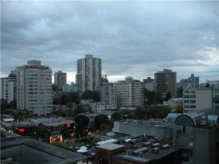 Photo 10: 908 1060 ALBERNI Street in Vancouver: West End VW Condo for sale (Vancouver West)  : MLS®# V839938