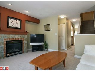 "Photo 4: 28 6450 199TH Street in Langley: Willoughby Heights Townhouse for sale in ""LOGANS LANDING"" : MLS®# F1019917"