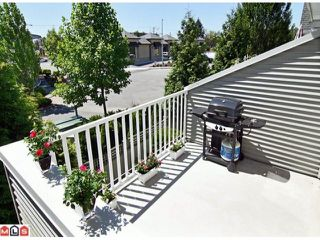 "Photo 9: 28 6450 199TH Street in Langley: Willoughby Heights Townhouse for sale in ""LOGANS LANDING"" : MLS®# F1019917"