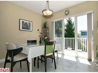 "Photo 5: 28 6450 199TH Street in Langley: Willoughby Heights Townhouse for sale in ""LOGANS LANDING"" : MLS®# F1019917"