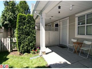 "Photo 10: 28 6450 199TH Street in Langley: Willoughby Heights Townhouse for sale in ""LOGANS LANDING"" : MLS®# F1019917"