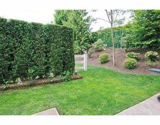 """Photo 3: 29 23085 118TH AV in Maple Ridge: East Central Townhouse for sale in """"SOMMERVILLE GARDENS"""" : MLS®# V537061"""
