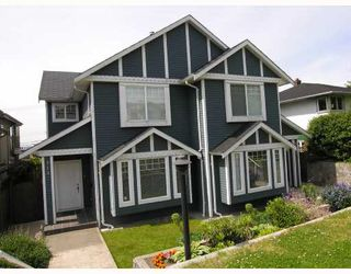 Photo 1: 315 E 6TH Street in North_Vancouver: Lower Lonsdale House 1/2 Duplex for sale (North Vancouver)  : MLS®# V718274