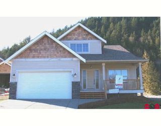 """Photo 1: 23 14550 MORRIS VALLEY Road in Mission: Mission BC House for sale in """"RIVER REACH ESTATES"""" : MLS®# F2829697"""