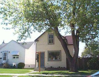 Photo 1: 127 TRAVERSE Avenue in WINNIPEG: St Boniface Single Family Detached for sale (South East Winnipeg)  : MLS®# 2606732