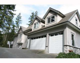 Photo 2: 3747 QUARRY Road in Coquitlam: Burke Mountain House for sale : MLS®# V764728
