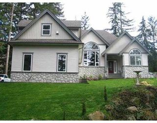 Photo 1: 3747 QUARRY Road in Coquitlam: Burke Mountain House for sale : MLS®# V764728