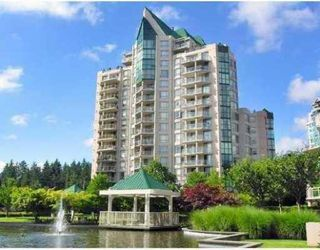 "Photo 1: 703 1189 EASTWOOD Street in Coquitlam: North Coquitlam Condo for sale in ""THE CARTIER"" : MLS®# V777186"