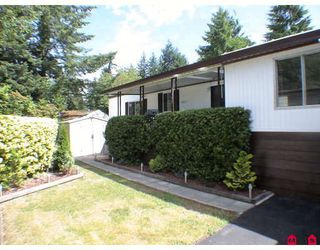 "Photo 10: 145 3665 244 Street in Langley: Otter District Manufactured Home for sale in ""Langley Grove Estates"" : MLS®# F2916375"