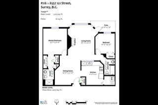 "Photo 13: 116 6557 121 Street in Surrey: West Newton Condo for sale in ""LAKEWOOD TERRACE"" : MLS®# R2397361"