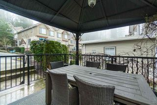 """Photo 19: 7 35626 MCKEE Road in Abbotsford: Abbotsford East Townhouse for sale in """"LEDGEVIEW VILLAS"""" : MLS®# R2434414"""