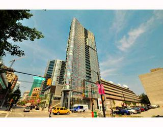 """Photo 10: 2301 233 ROBSON Street in Vancouver: Downtown VW Condo for sale in """"TV TOWERS 2"""" (Vancouver West)  : MLS®# V783514"""