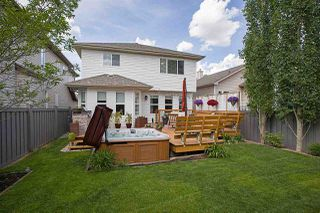 Photo 40: 20323 48 Avenue in Edmonton: Zone 58 House for sale : MLS®# E4203334