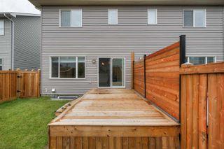 Photo 40: 6413 170 Avenue in Edmonton: Zone 03 House Half Duplex for sale : MLS®# E4213604