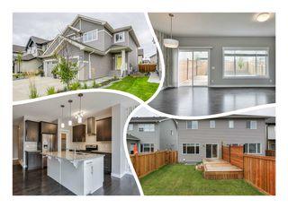 Photo 1: 6413 170 Avenue in Edmonton: Zone 03 House Half Duplex for sale : MLS®# E4213604