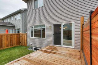 Photo 39: 6413 170 Avenue in Edmonton: Zone 03 House Half Duplex for sale : MLS®# E4213604