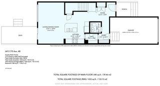 Photo 43: 6413 170 Avenue in Edmonton: Zone 03 House Half Duplex for sale : MLS®# E4213604