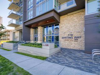 "Photo 3: 1205 518 WHITING Way in Coquitlam: Coquitlam West Condo for sale in ""UNION"" : MLS®# R2496616"