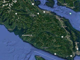 Photo 3: : Bamfield Land for sale (Port Alberni)  : MLS®# 746693