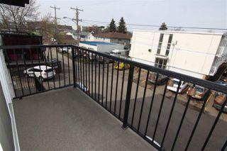 Photo 14: 306 10740 105 Street in Edmonton: Zone 08 Condo for sale : MLS®# E4221499