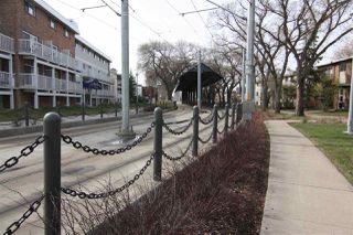 Photo 22: 306 10740 105 Street in Edmonton: Zone 08 Condo for sale : MLS®# E4221499