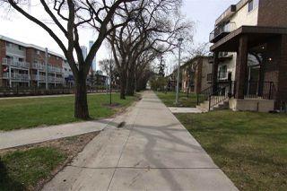 Photo 20: 306 10740 105 Street in Edmonton: Zone 08 Condo for sale : MLS®# E4221499