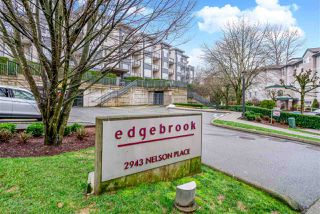 "Photo 2: 216 2943 NELSON Place in Abbotsford: Central Abbotsford Condo for sale in ""Edgebrook"" : MLS®# R2526566"
