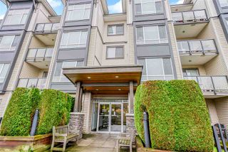 "Photo 1: 216 2943 NELSON Place in Abbotsford: Central Abbotsford Condo for sale in ""Edgebrook"" : MLS®# R2526566"