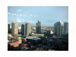 """Photo 9: 1606 1188 RICHARDS Street in Vancouver: Downtown VW Condo for sale in """"PARK PLAZA"""" (Vancouver West)  : MLS®# V793185"""