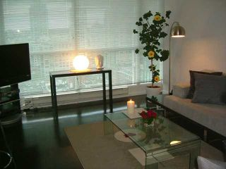 """Photo 4: 1606 1188 RICHARDS Street in Vancouver: Downtown VW Condo for sale in """"PARK PLAZA"""" (Vancouver West)  : MLS®# V793185"""